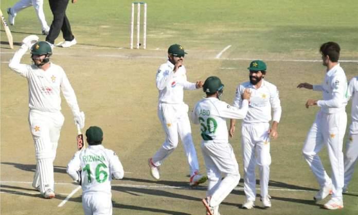 Cricket Image for 2nd Test: पाकिस्तान महाजीत के एक कदम दूर, नौमान और अफरीदी के आगे ढेर हुए जिम्बाब्व