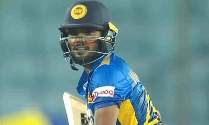 Cricket Image for वानिदु हसरंगा ने नंबर 8 पर बल्लेबाजी कर खेली 74 रनों की पारी,वनडे में ऐसा करने वाल