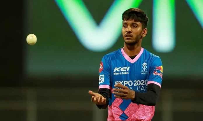 Cricket Image for Chetan Sakariya Surprised Kumar Sangakkara With His Performance In Ipl For Rajasth