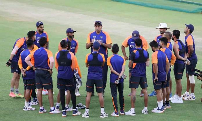 Cricket Image for Indian Team Will Be Quarantined In Mumbai Hotel Before Going To England Bcci Will