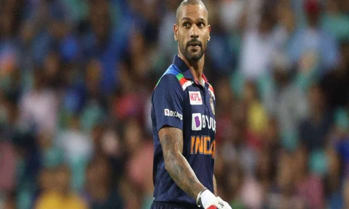 Cricket Image for Gurugram Police Thanked Shikhar Dhawan For Donating Oxygen Concentrator In The War