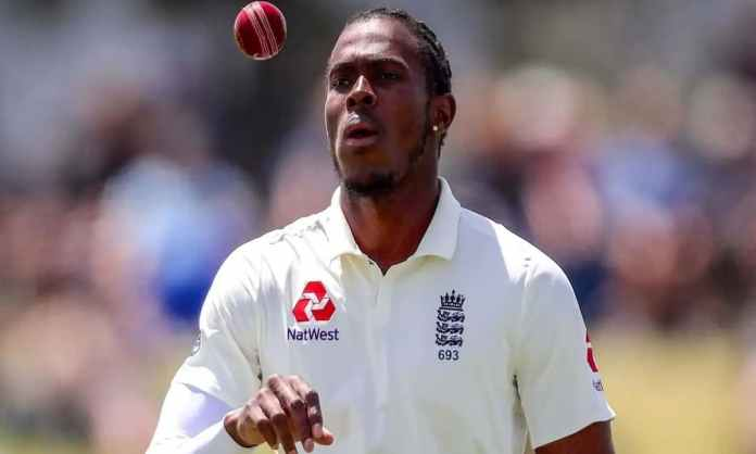 Cricket Image for Jofra Archer In Favor Of Ollie Robinson For Inclusion In England Team