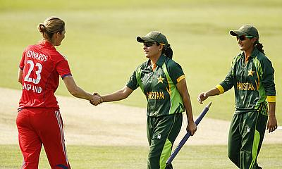 England last hosted Pakistan in 2013 and will play six games against them next summer
