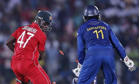 Image result for zimbabwe vs sri lanka 2016