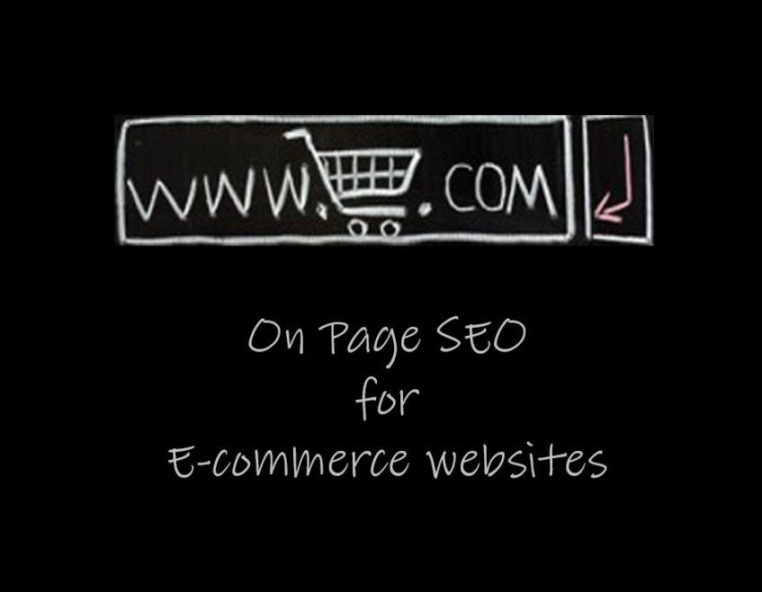 On Page SEO for Ecommerce Sites