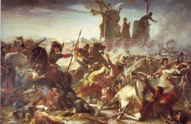 La historia de cómo Barbarroja fue conservado en vinagre para guiar a su ejército 6