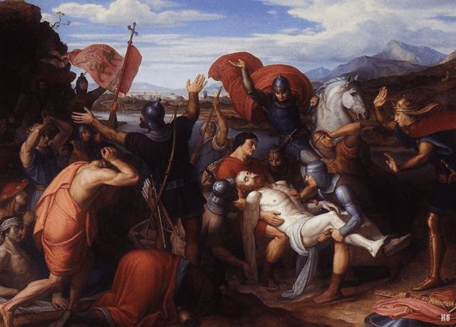 La historia de cómo Barbarroja fue conservado en vinagre para guiar a su ejército 5