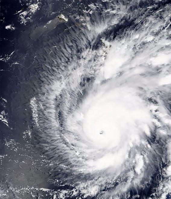estado de emergencia por huracan lane en hawai 2