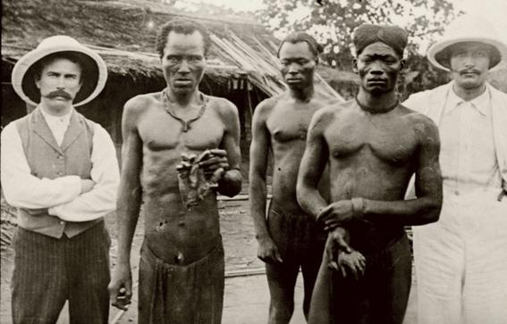 leopoldo ii genocidio el congo africa belgica 3