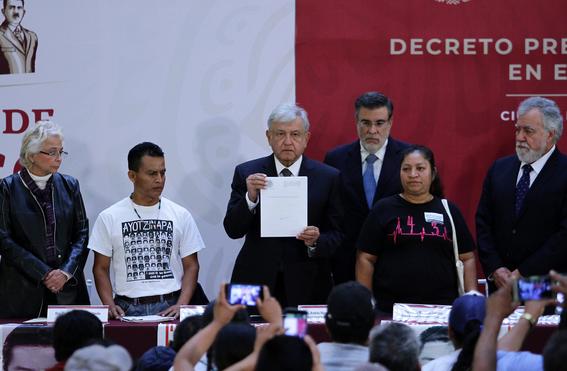comision de la verdad ayotzinapa 2