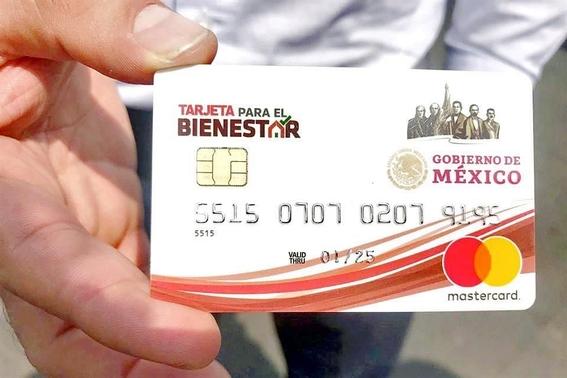 Bansefi comienza a repartir tarjetas del Bienestar de AMLO - mexico