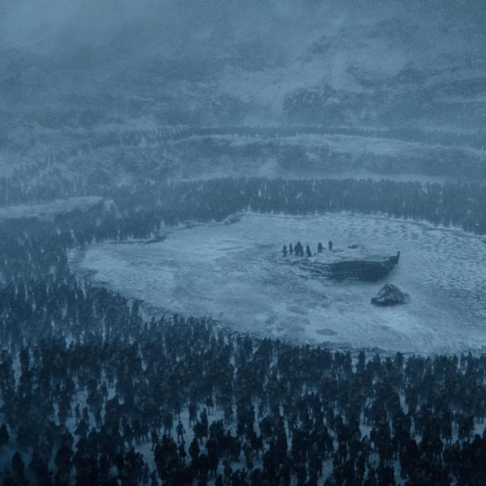 Sólo necesitas estos 9 capítulos para entender la última temporada de Game Of Thrones 8