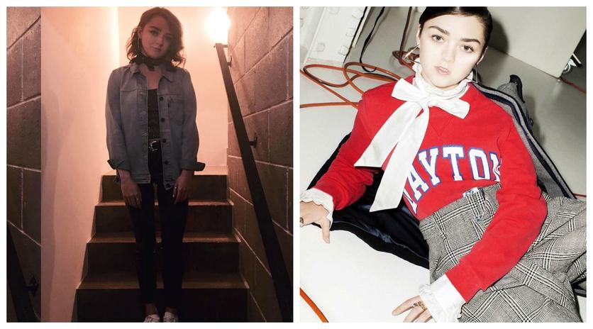 27 fotos de Maisie Williams que muestran que es la perfecta Arya Stark 9
