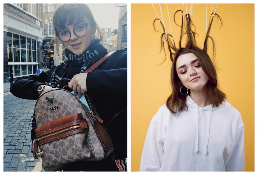 27 fotos de Maisie Williams que muestran que es la perfecta Arya Stark 12