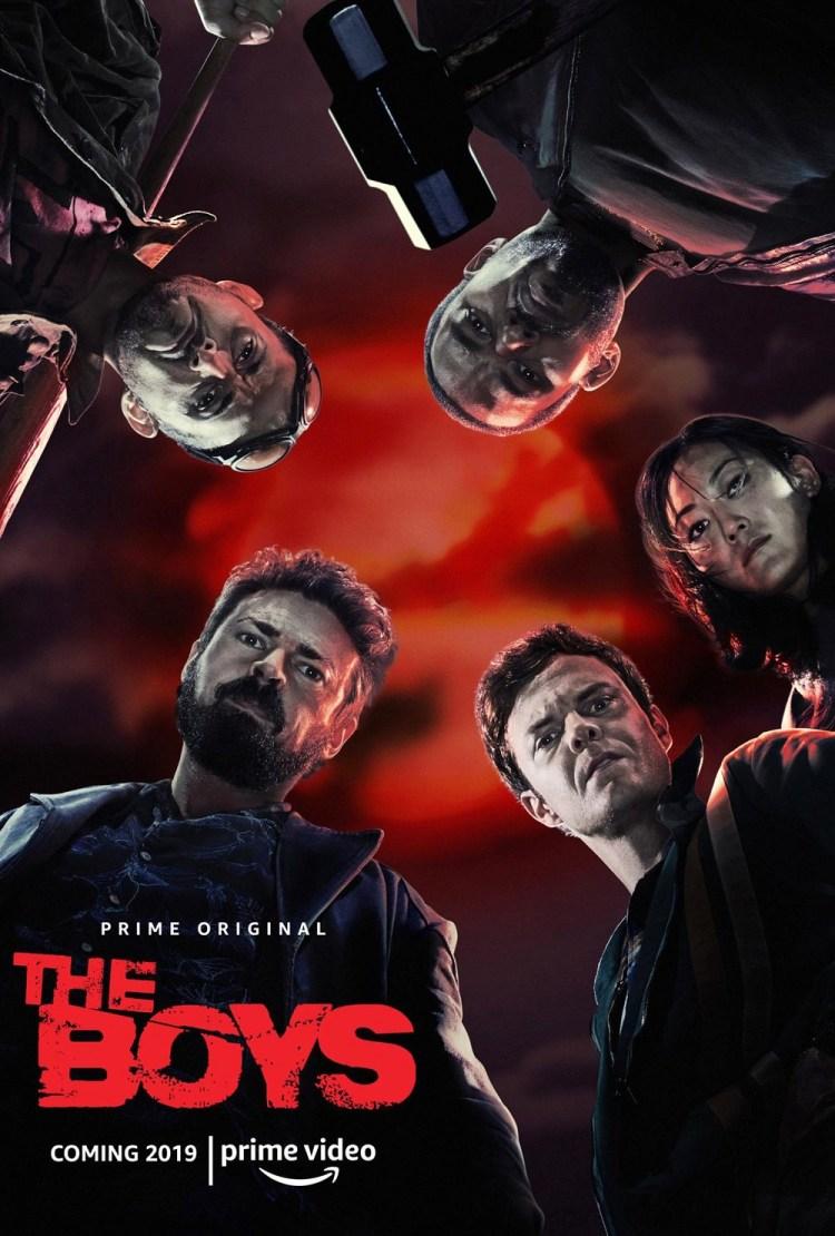 【影評】《黑袍糾察隊》-The Boys-反英雄美式影集