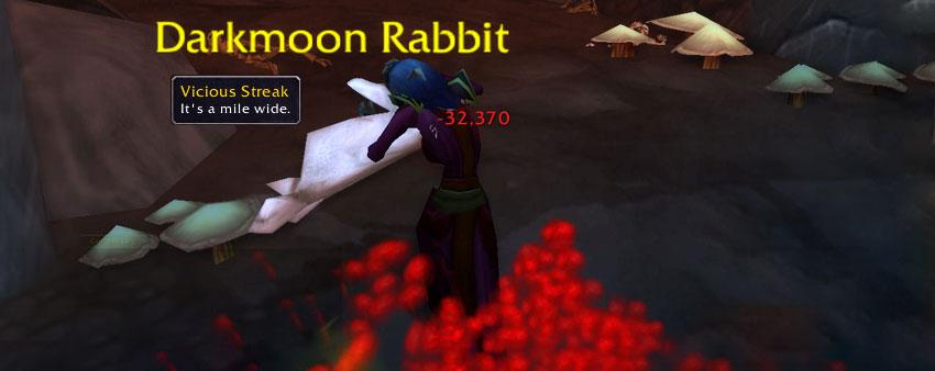 Darkmoon Rabbit - Huge Sharp Teeth debuff