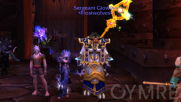 WF glowbie WoW Factor comes to Dath'remar