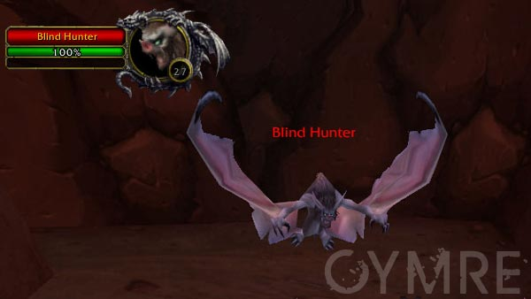 Blind Hunter Southern Barrens Rares