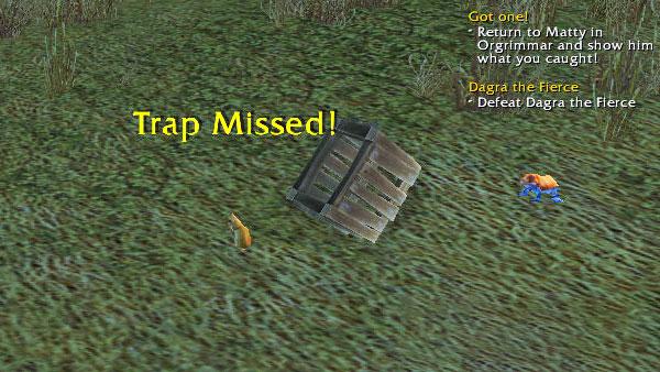 pet battle trap missed Guide to Pet Battling