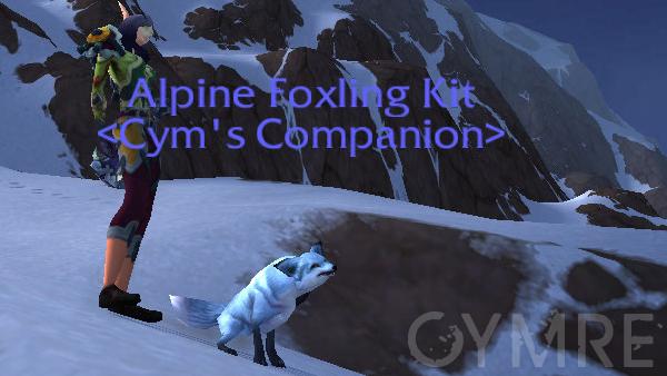 Alpine Foxling Kit