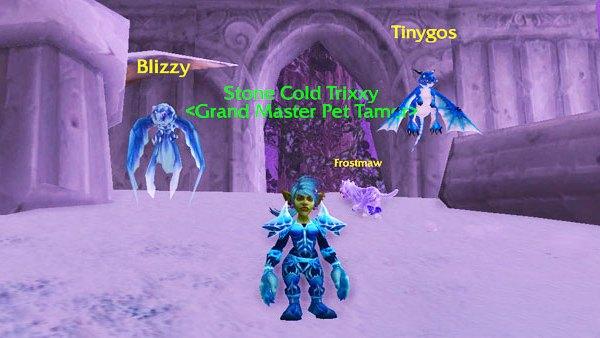 Stone Cold Trixxy - Taming Kalimdor