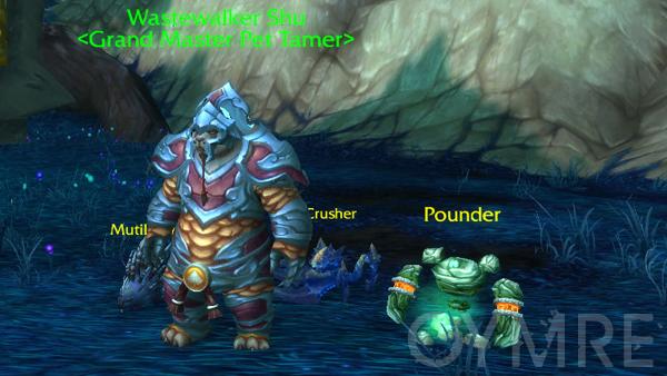 Wastewalker Shu