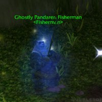 Ghostly Pandaren Fisherman