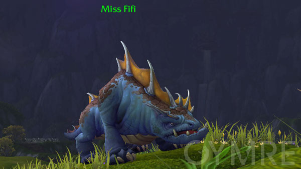 Haohan Mudlcaw - Miss Fifi