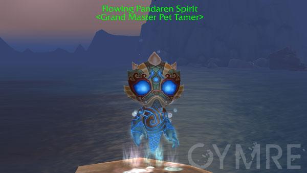 Flowing Pandaren Spirit