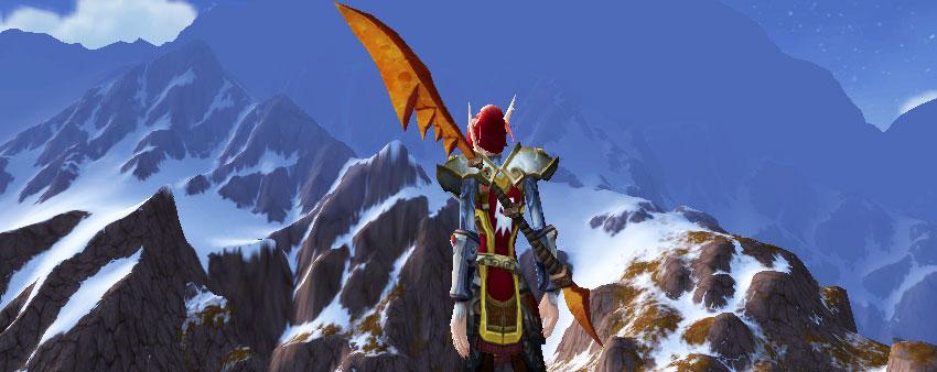 Malik's Stalwart Spear
