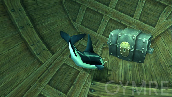Orca chest