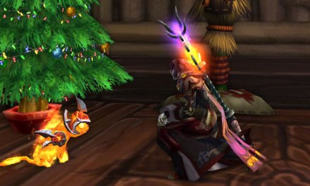 Winter Veil Gifts 2012