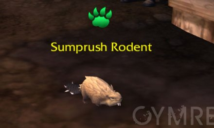 Sumprush Rodent