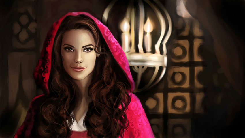 Little Red Riding Hood by Martadewinter