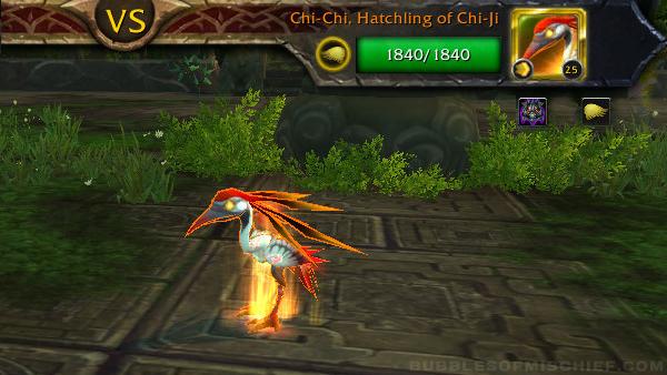 Chi-Chi battle
