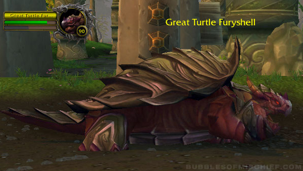 Great Turtle Furyshell