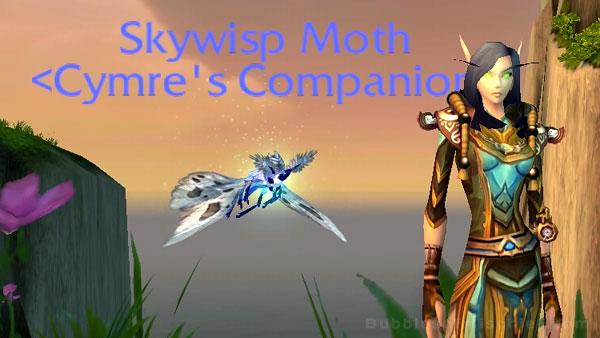 Skywisp Moth