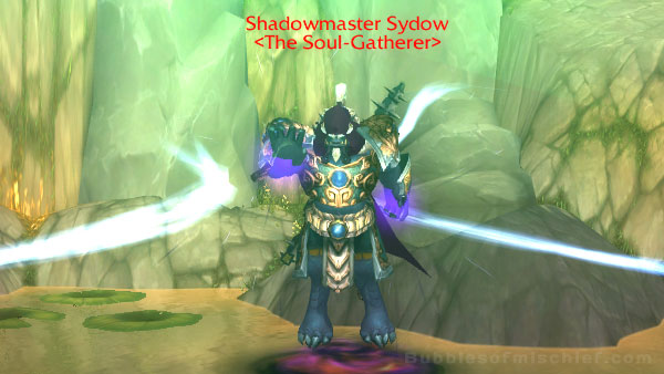 Shadowmaster Sydow