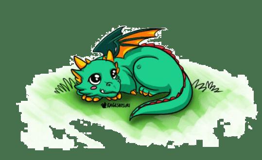 Kage-green-dragon