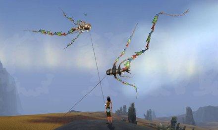High As A Tuskarr Kite