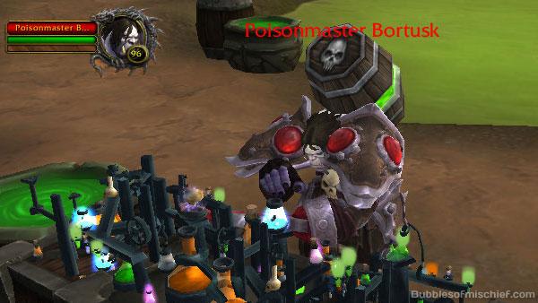 Poisonmaster-Bortusk