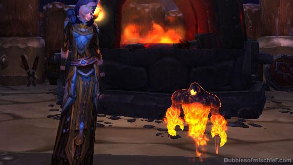 Soul of the Forge - Blacksmithing