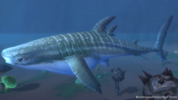 Savage Whale Shark