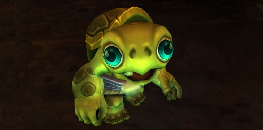Battle Pets in Battle for Azeroth