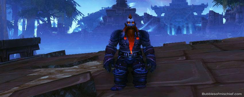Korval Darkbeard