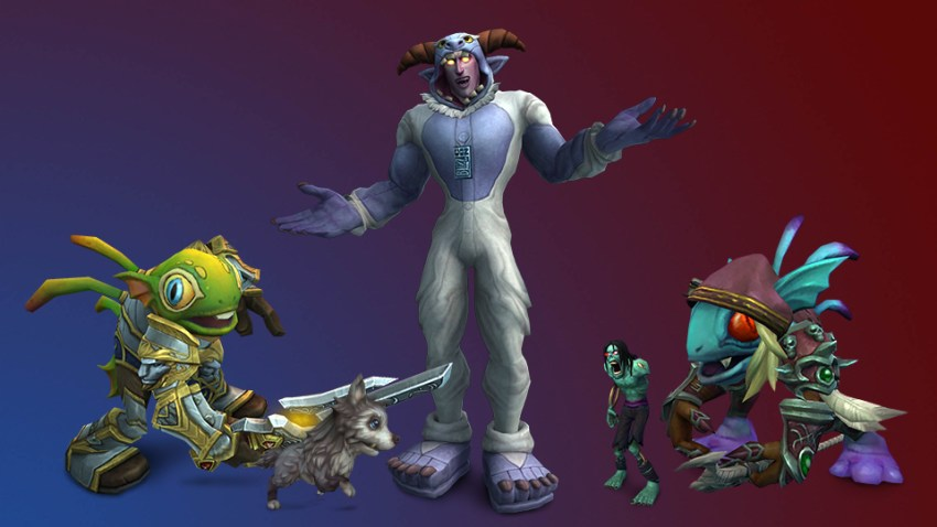 Blizzcon2019 Patch 8.2.5 Pet Additions