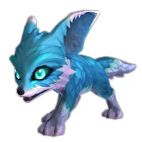 Sly battle pet