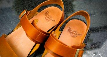 帥鞋 Dr.Martens意外發現不錯看的男生涼鞋