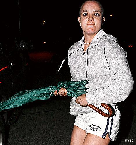 When Britney attacks