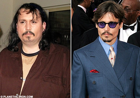 Just another bum: Johnny Depp it could have all been so different without